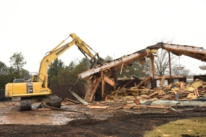 Photo - Sportsman's Clubhouse Demolition 3-16-2020