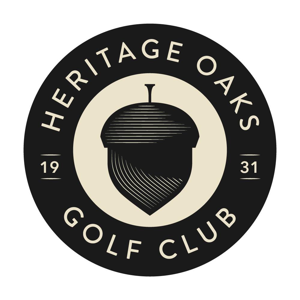 Heritage Oaks Golf Club Logo